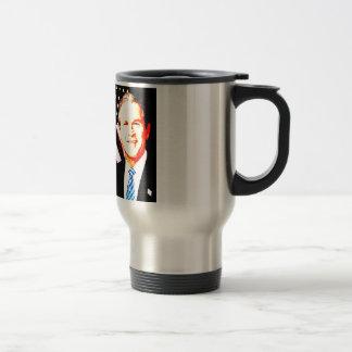 Caneca Térmica América é um país novo - G W Bush