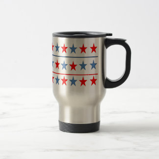 Caneca Térmica americano-bandeira-estrela-fundo