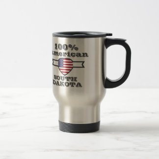 Caneca Térmica Americano de 100%, South Dakota