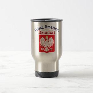 Caneca Térmica Americano polonês Dziadzia