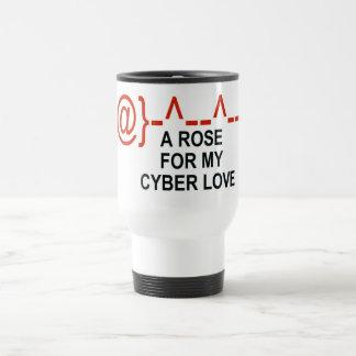 Caneca Térmica Amor do Cyber