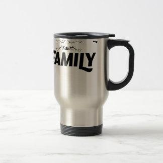 Caneca Térmica as melhores coisas na vida são família