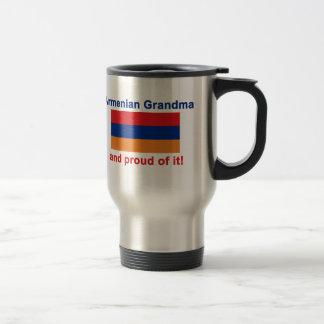 Caneca Térmica Avó arménia orgulhosa
