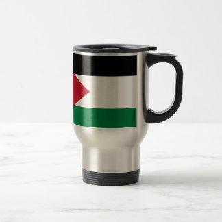 Caneca Térmica Baixo custo! Bandeira de Jordão