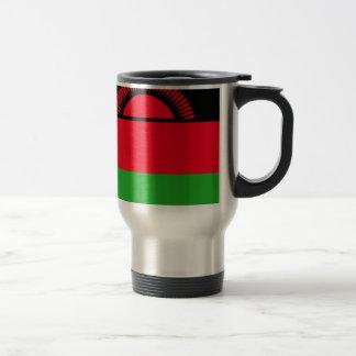 Caneca Térmica Baixo custo! Bandeira de Malawi