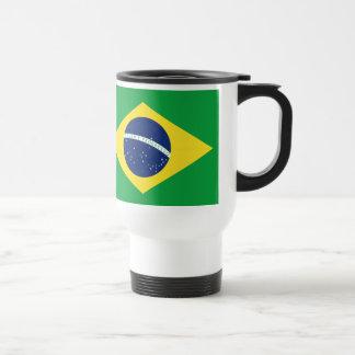 Caneca Térmica Bandeira brasileira