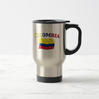 Caneca Térmica Bandeira colombiana 2