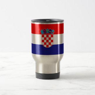 Caneca Térmica Bandeira croata patriótica