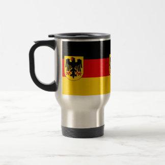Caneca Térmica Bandeira de Alemanha - Bundesdienstflagge