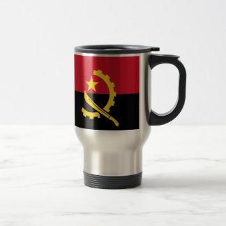 Caneca Térmica Bandeira de Angola - Bandeira de Angola