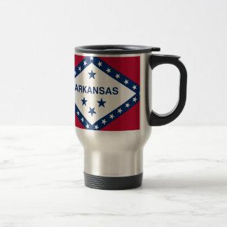 Caneca Térmica Bandeira de Arkansas