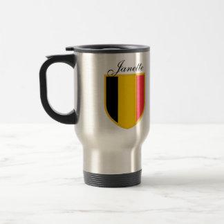 Caneca Térmica Bandeira de Bélgica