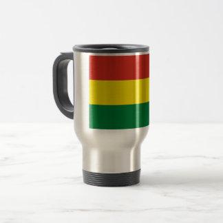 Caneca Térmica Bandeira de Bolívia
