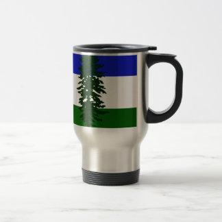 Caneca Térmica Bandeira de Cascadia