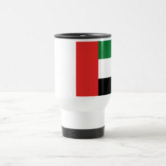 Caneca Térmica Bandeira de Emiradosarabes