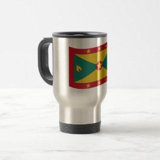 Caneca Térmica Bandeira de Grenada