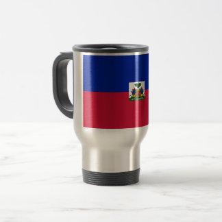 Caneca Térmica Bandeira de Haiti