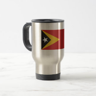 Caneca Térmica Bandeira de Timor-Leste