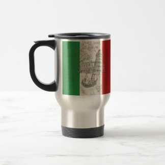 Caneca Térmica Bandeira e símbolos de Italia ID157