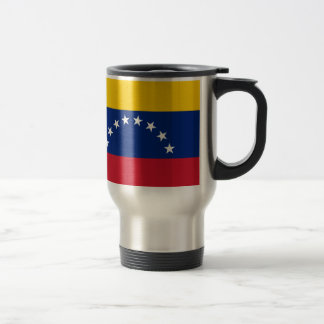 Caneca Térmica Bandeira venezuelana - bandeira de Venezuela -