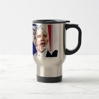 Caneca Térmica Barack Obama