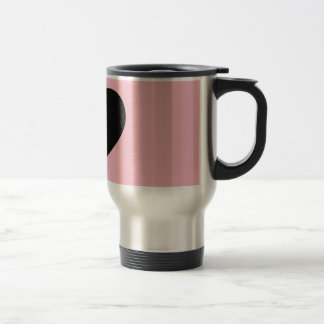 Caneca Térmica Bebida do favorito do chá do café do amor
