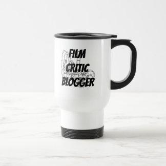 Caneca Térmica Blogger do crítico de cinema