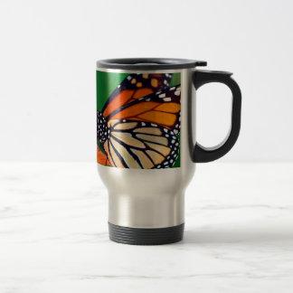 Caneca Térmica Borboleta de monarca bonita