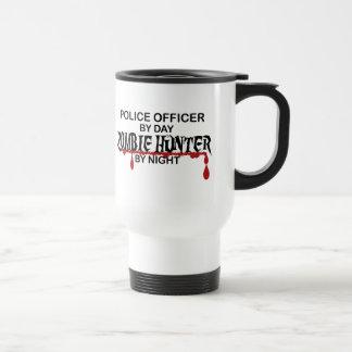 Caneca Térmica Caçador do zombi da polícia