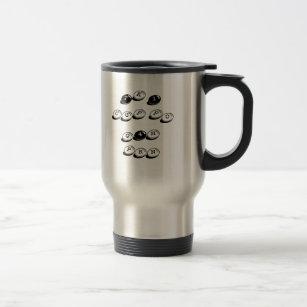 Caneca Térmica Café - Tk prn do po q4h de 1 copo
