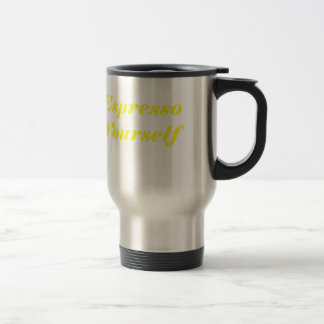 Caneca Térmica Café você mesmo