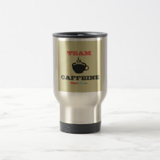 Caneca Térmica Cafeína da equipe