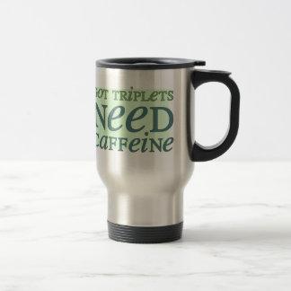 Caneca Térmica Cafeína obtida da NECESSIDADE das objectivas