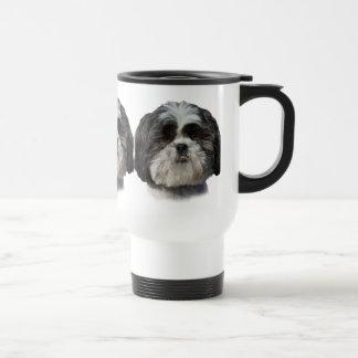 Caneca Térmica Cão de Shih Tzu