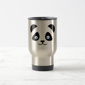 Caneca Térmica cara do urso de panda