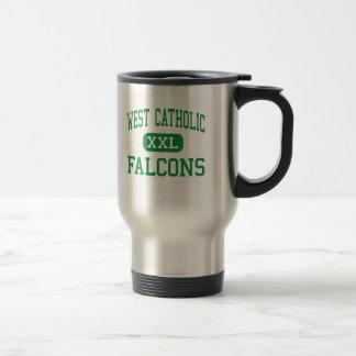 Caneca Térmica Católico ocidental - Falcons - alto - Grand Rapids
