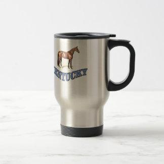 Caneca Térmica Cavalo de Kentucky