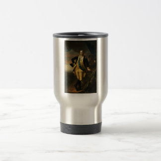 Caneca Térmica Charles Willson Peale George Washington