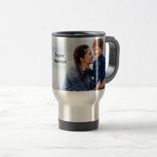 Caneca Térmica Chávena à café personalizável