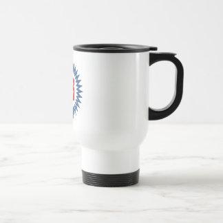 Caneca Térmica Chávena EUA