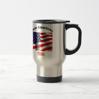Caneca Térmica Cidadão americano novo