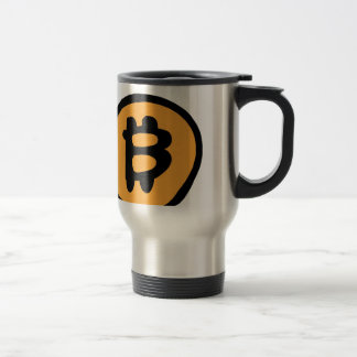 Caneca Térmica coleção do bitcoin