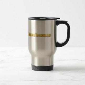 Caneca Térmica copo de café do iDanceTechno
