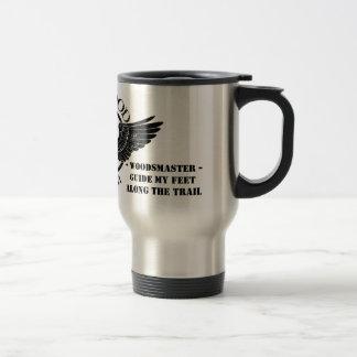 Caneca Térmica Copo de café memorável da capa de Ron