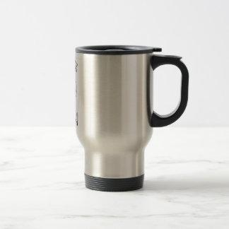 Caneca Térmica Copo de café novo da sereia