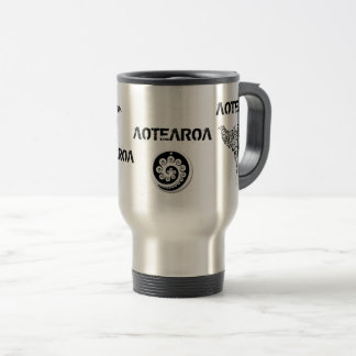 Caneca Térmica Copo de Nova Zelândia do quivi de AOTEAROA