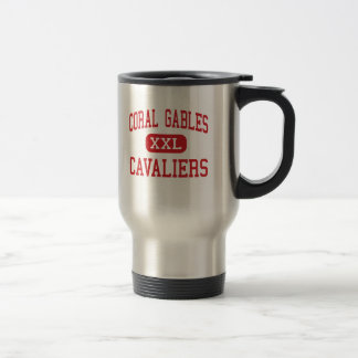 Caneca Térmica Coral Gables - Cavaliers - alto - Coral Gables