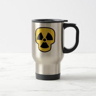 Caneca Térmica Crânio radioativo