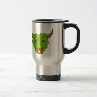 Caneca Térmica Desenho principal verde de Bull