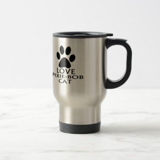 CANECA TÉRMICA DESIGN DO CAT DO AMOR PIXIE-BOB